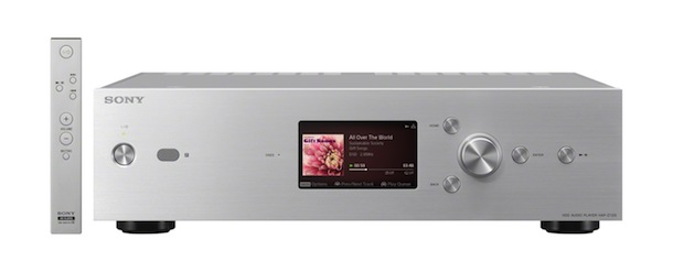 Sony HAP-Z1ES Hi-Res Music Player