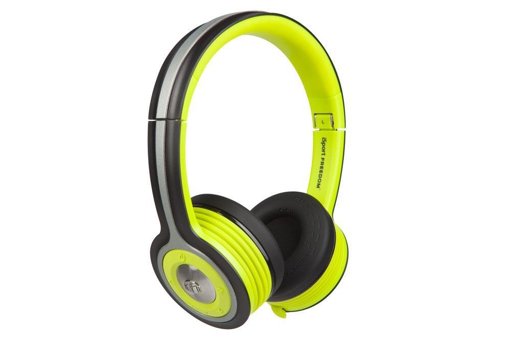 Monster iSport Freedom Headphones