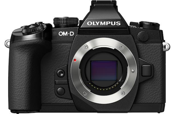 Olympus OM-D E-M1 Digital Camera Front