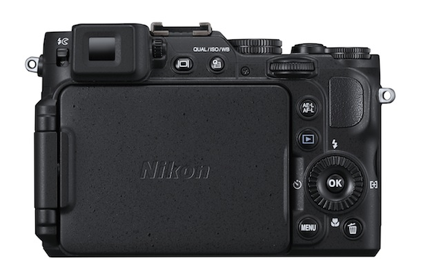 Nikon P7800 Digital Camera Back