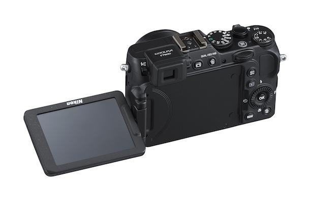 Nikon P7800 Digital Camera LCD