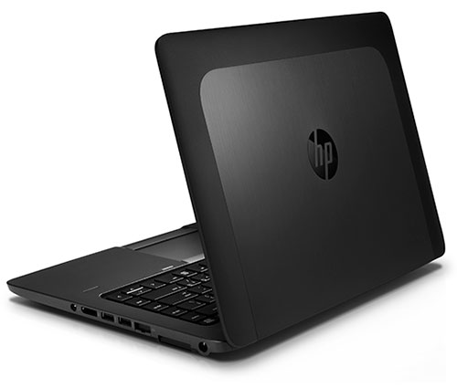 HP ZBook 14 Mobile Workstation Back