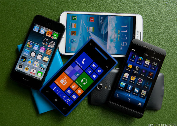 Phone Features 2013