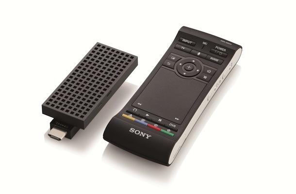 Sony NSZ-GU1 BRAVIA Smart Stick with remote