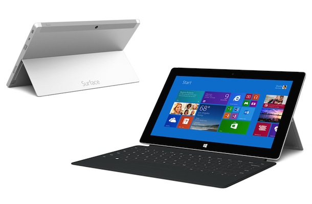 Microsoft Surface 2 Tablets
