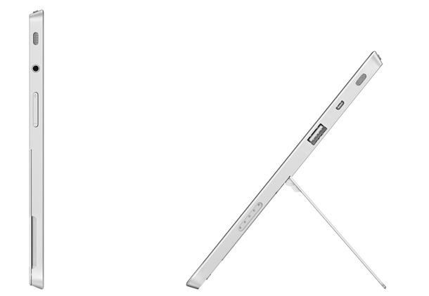 Microsoft Surface Pro 2 Sides