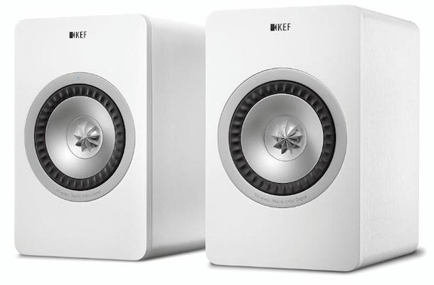 KEF X300A Wireless Desktop Speakers