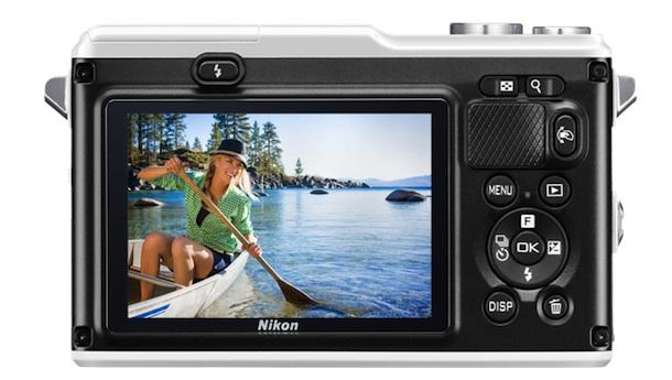 Nikon 1 AW1 Digital Camera Back