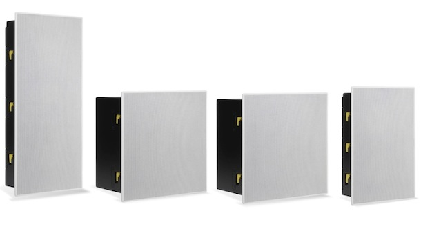 PSB CustomSound In-Wall Speakers