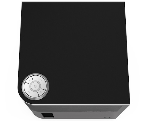 Definitive Technology Cube Bluetooth Audio System Top