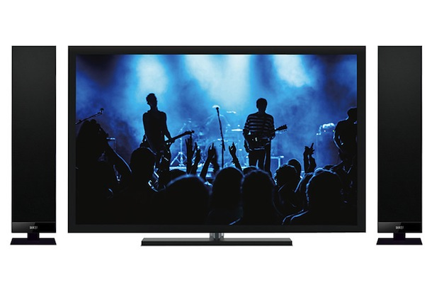 KEF V300 Digital TV Sound System