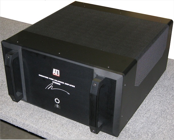 ATI AT6000 Signature Amplifier