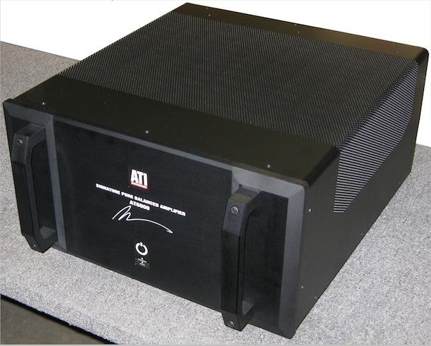 ATI AT6000 Signature Amplifier