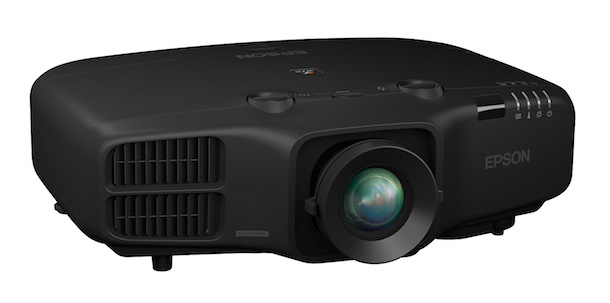 Epson PowerLite Pro Cinema 4855WU Projector