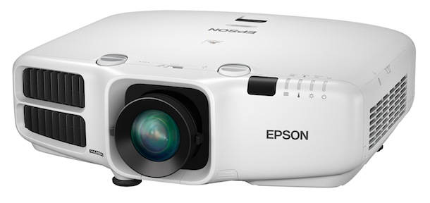 Epson PowerLite Pro Cinema G6550WU Projector
