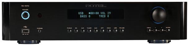 Rotel RC-1570 Stereo Preamplifier - ecoustics.com