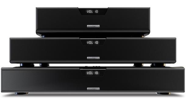 SpeakerCraft CS1, CS3+ and CS5 Sound Bars