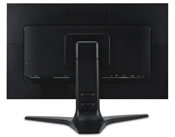 ViewSonic VP2772 Monitor Back