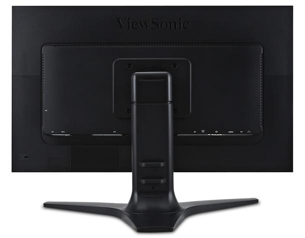ViewSonic VP2772 Monitor Back