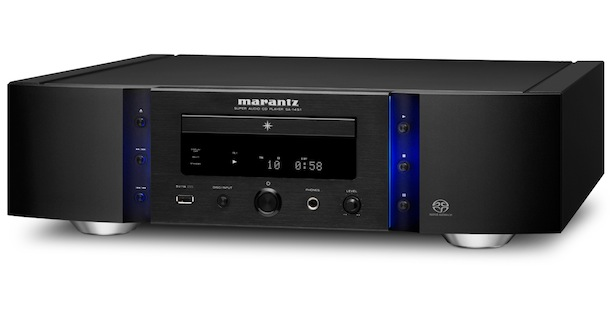 Marantz SA-14S1 Super Audio CD Player and DAC