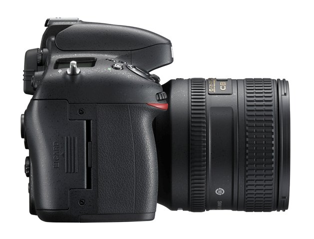 Nikon D610 DSLR Camera Right