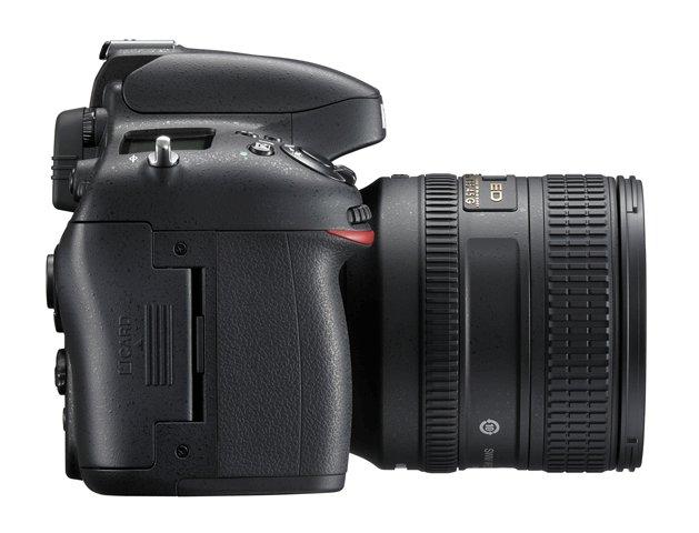 Nikon D610 DSLR Camera Right