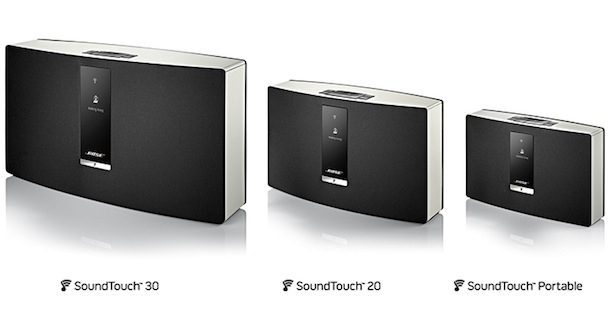 Bose SoundTouch Wireless Speakers