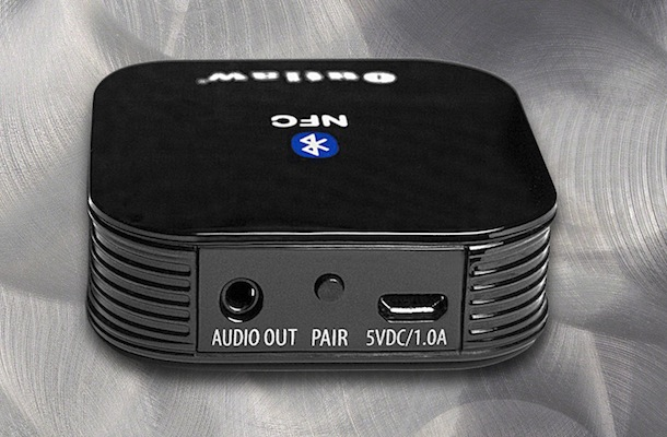 Outlaw BTR-100 Bluetooth Music Receiver Back