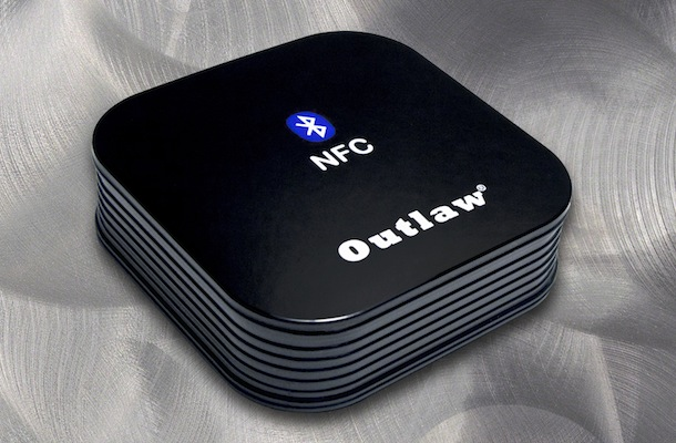 Outlaw BTR-100 Bluetooth Music Receiver