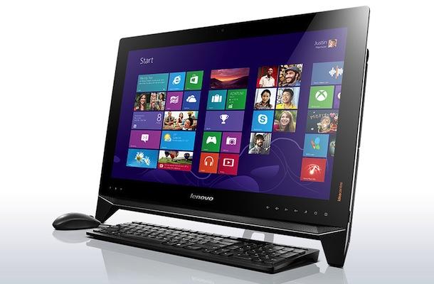 Lenovo IdeaCentre B550 All-in-One Desktop PC