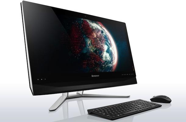 Lenovo IdeaCentre B750 All-in-One Desktop PC