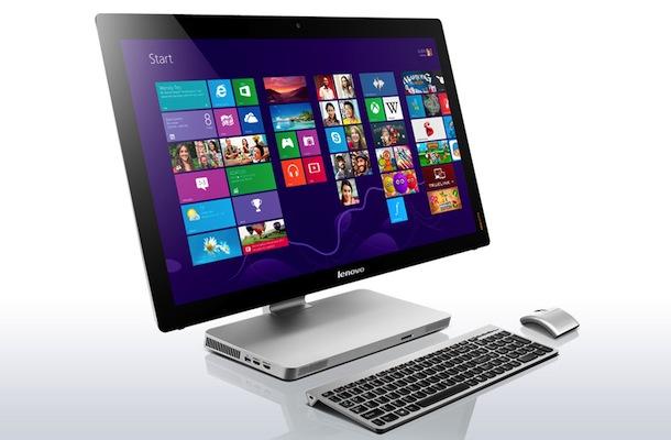 Lenovo IdeaCentre A530 All-in-One Desktop PC