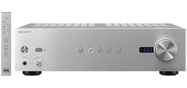 Sony TA-A1ES Integrated Stereo Amplifier