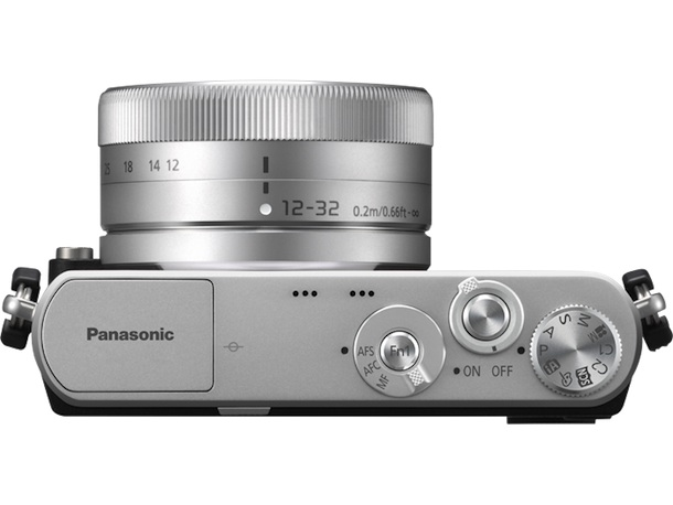 Panasonic DMC-GM1KS Top