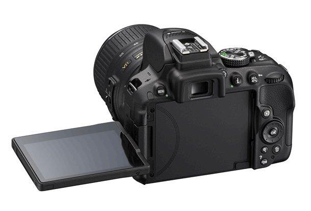 Nikon D5300 DSLR Camera LCD