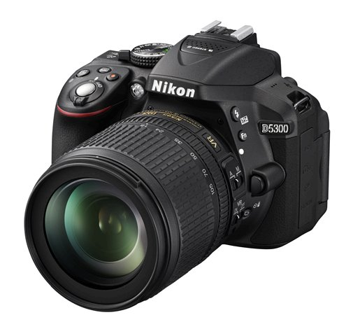 Nikon D5300 DSLR Camera