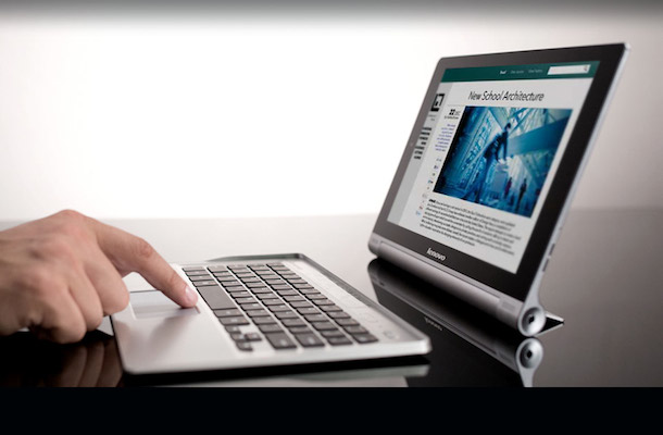 Lenovo Yoga Tablet Keyboard