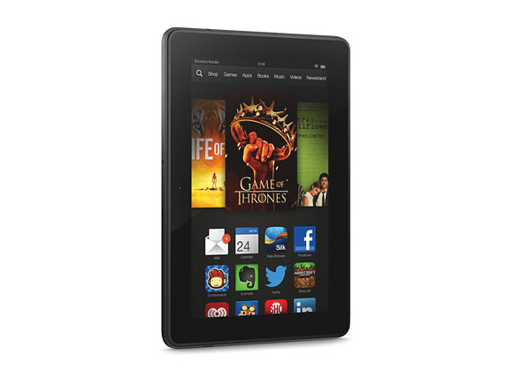 Amazon Kindle Fire HDX