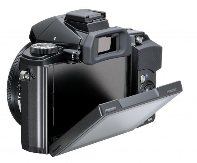 Olympus STYLUS 1 Digital Camera LCD Down
