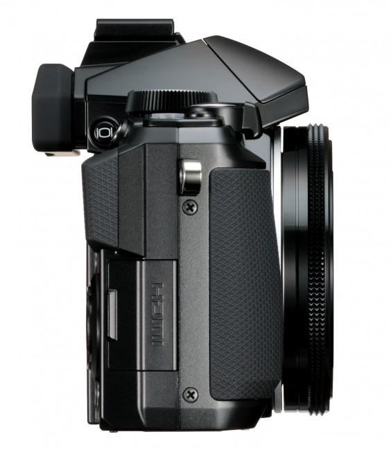 Olympus STYLUS 1 Digital Camera Side