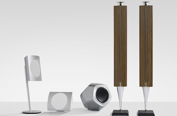 Bang & Olufsen Beolab 17, 18 and 19 Wireless Speakers