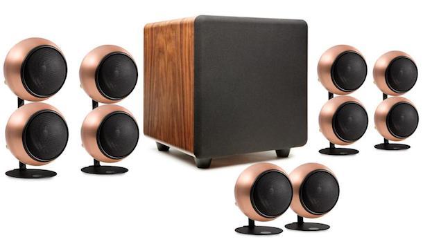 Orb Audio Mod2x Speaker System