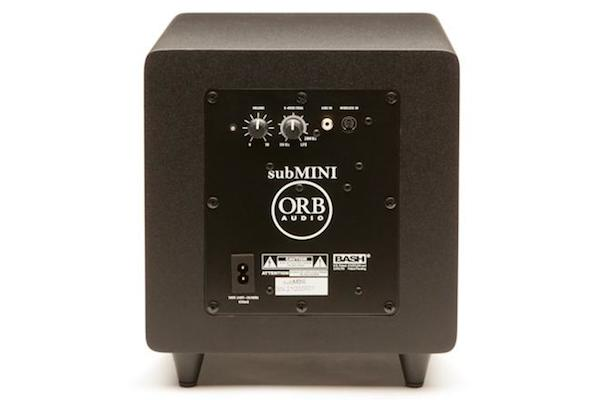 Orb Audio subMINI Back