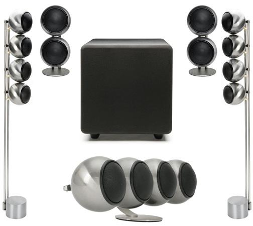 Orb Audio Mod4x Speaker System