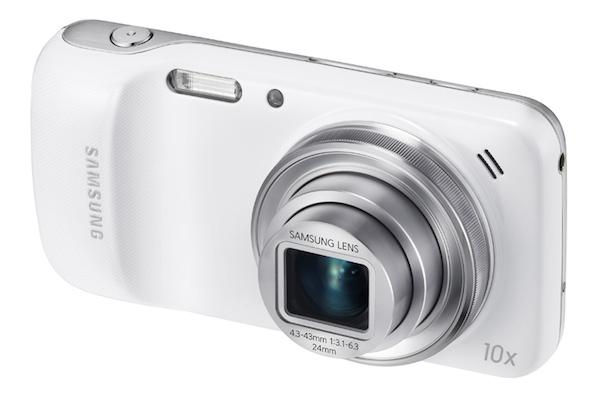 Samsung Galaxy S 4 Zoom Smartphone Camera