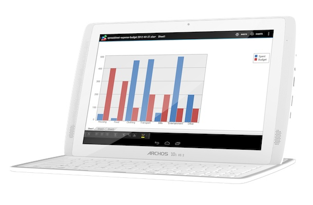 Archos 101 XS 2 Tablet