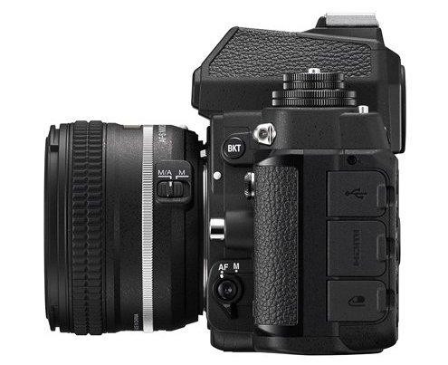 Nikon Df left