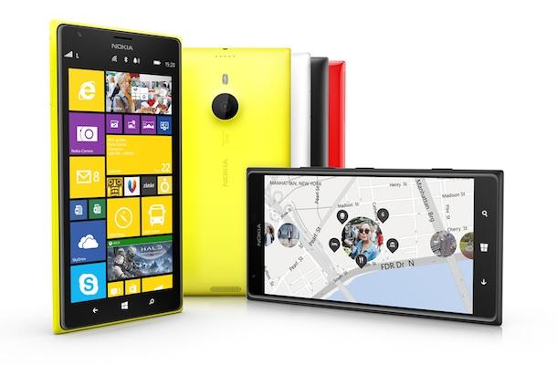 Nokia Lumia 1520 Smartphone