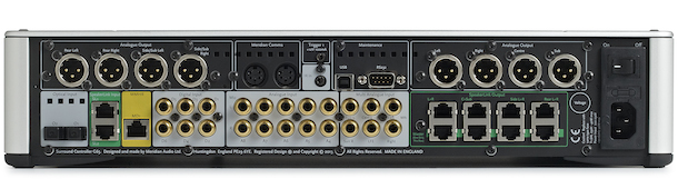 Meridian G65 Surround Controller Rear