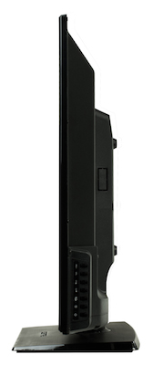 Sceptre X405BV-FHDR LED HDTV - side